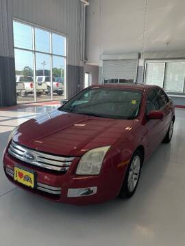 2008 Ford Fusion for sale at Tom Peacock Nissan (i45used.com) in Houston TX
