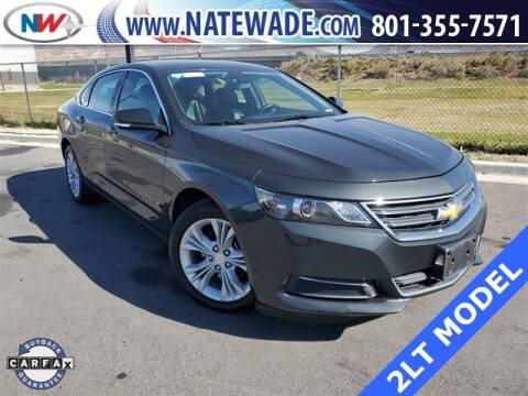 2014 Chevrolet Impala for sale at NATE WADE SUBARU in Salt Lake City UT