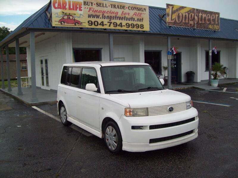 2006 Scion xB for sale at LONGSTREET AUTO in Saint Augustine FL