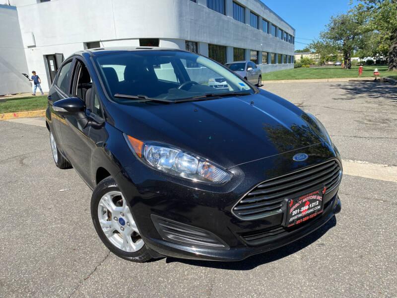 2014 Ford Fiesta for sale at JerseyMotorsInc.com in Teterboro NJ