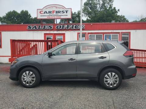 2017 Nissan Rogue for sale at CARFIRST ABERDEEN in Aberdeen MD