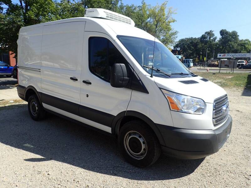 2017 Ford Transit Cargo for sale at OUTBACK AUTO SALES INC in Chicago IL