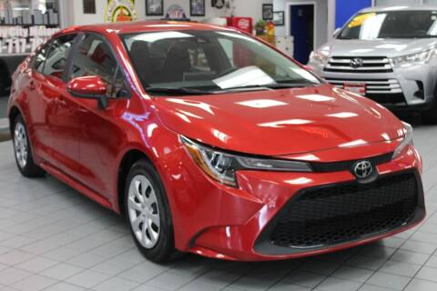 2020 Toyota Corolla for sale at Windy City Motors in Chicago IL