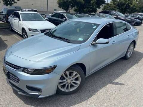 2018 Chevrolet Malibu for sale at FREDY USED CAR SALES in Houston TX