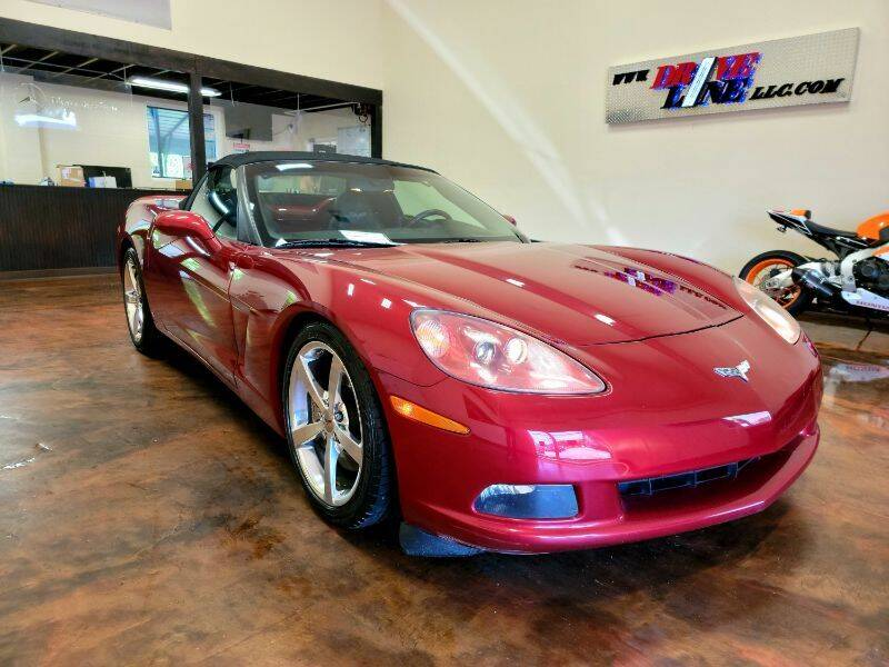 2009 Chevrolet Corvette for sale at Driveline LLC in Jacksonville FL