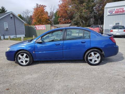 2006 Saturn Ion for sale at Hilltop Auto in Prescott MI