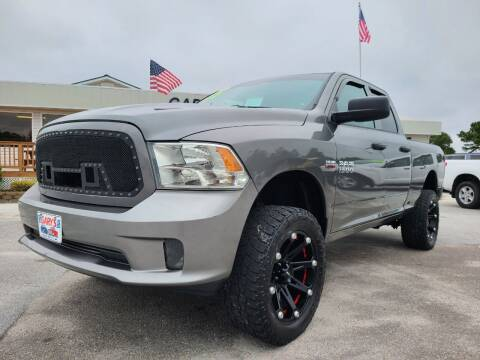 2013 RAM Ram Pickup 1500 for sale at Gary's Auto Sales in Sneads Ferry NC