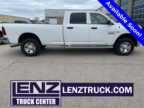 2018 RAM Ram Pickup 3500 for sale at LENZ TRUCK CENTER in Fond Du Lac WI