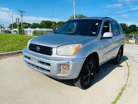 2002 Toyota RAV4 for sale at Xtreme Auto Mart LLC in Kansas City MO
