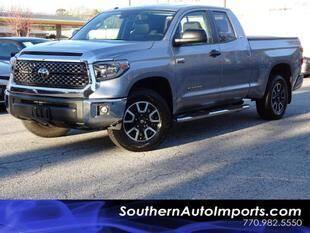 2018 Toyota Tundra for sale in Stone Mountain, GA