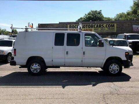 2008 Ford E-Series Cargo for sale at ROCK MOTORCARS LLC in Boston Heights OH