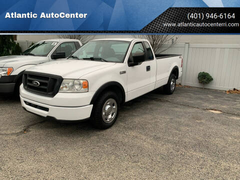 2006 Ford F-150 for sale at Atlantic AutoCenter in Cranston RI