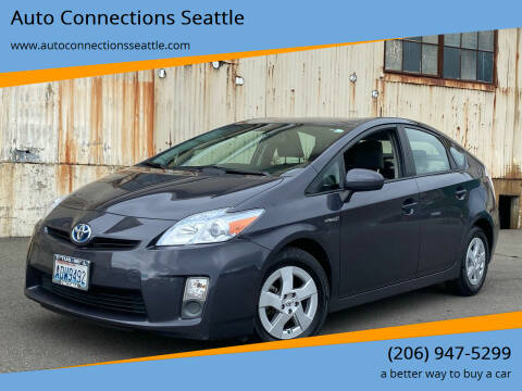 2011 Toyota Prius for sale at Auto Connections Seattle in Seattle WA