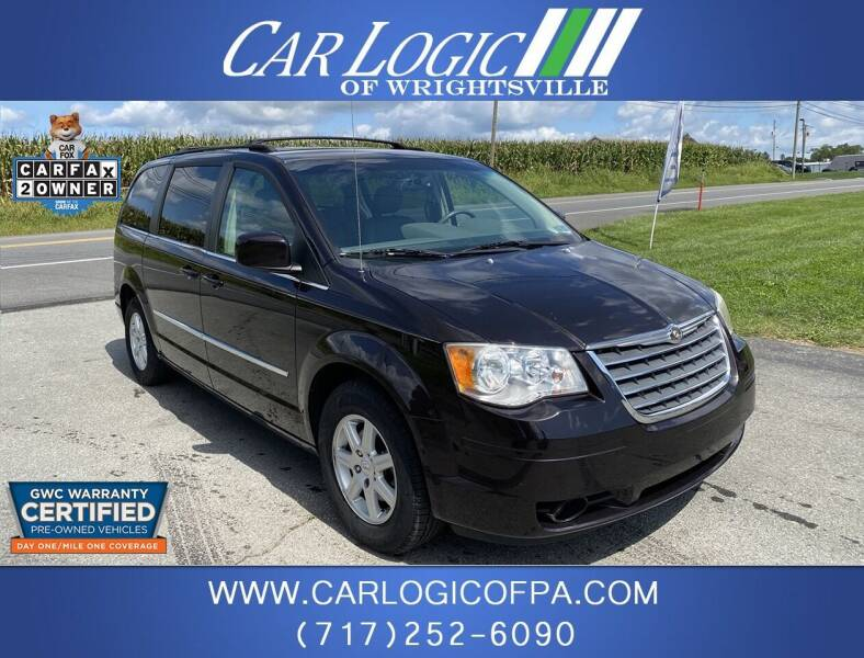 2010 Chrysler Town and Country for sale at Car Logic in Wrightsville PA