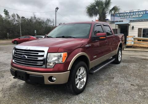 2013 Ford F-150 for sale at Emerald Coast Auto Group LLC in Pensacola FL