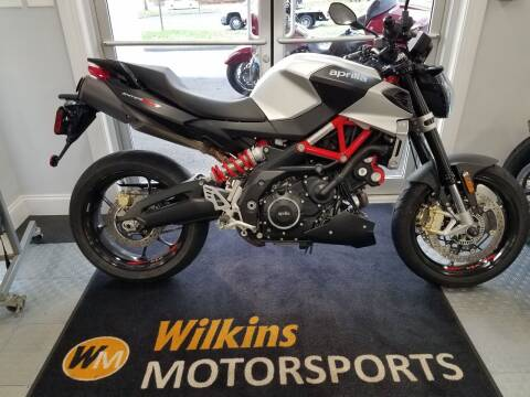 2019 Aprilia Shiver 900 for sale at WILKINS MOTORSPORTS in Brewster NY