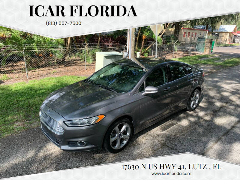 2014 Ford Fusion for sale at ICar Florida in Lutz FL