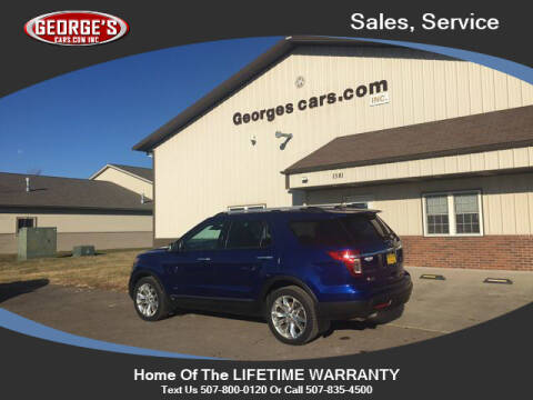 2014 Ford Explorer for sale at GEORGE'S CARS.COM INC in Waseca MN