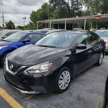 2018 Nissan Sentra for sale at America Auto Wholesale Inc in Miami FL