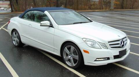 2013 Mercedes-Benz E-Class for sale at LA Motors in Waterbury CT