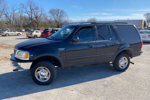 1998 Ford Expedition for sale at WEINLE MOTORSPORTS in Cleves OH