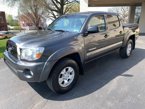2011 Toyota Tacoma for sale at On The Circuit Cars & Trucks in York PA