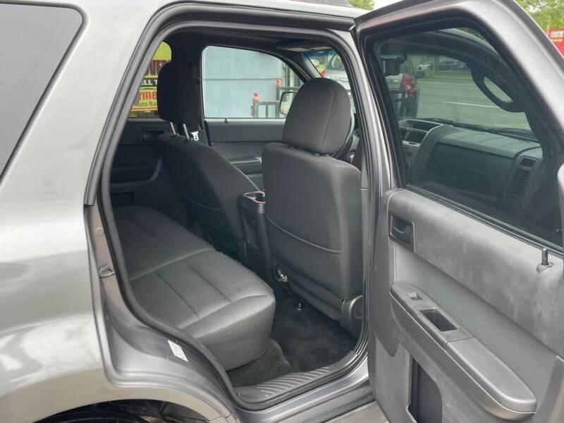 2011 Ford Escape for sale at Carmen's Auto Sales in Hazel Park MI