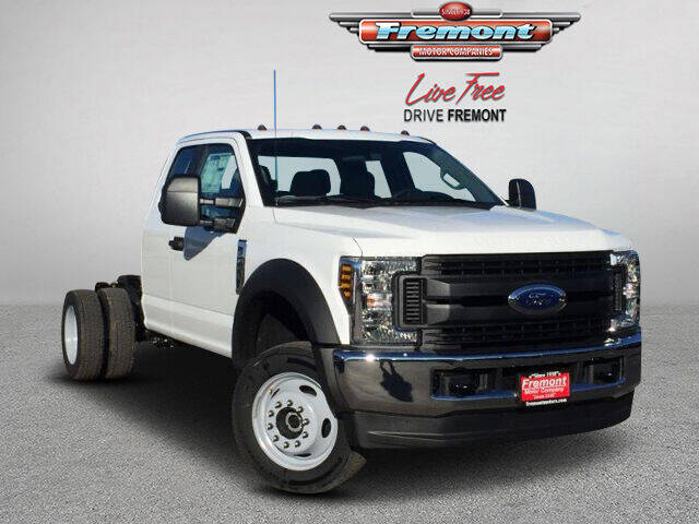 2019 Ford F-550 Super Duty for sale at Rocky Mountain Commercial Trucks in Casper WY