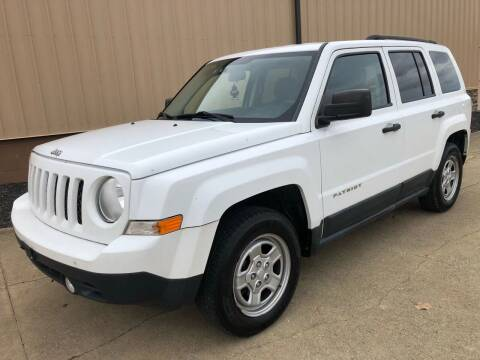 2011 Jeep Patriot for sale at Prime Auto Sales in Uniontown OH