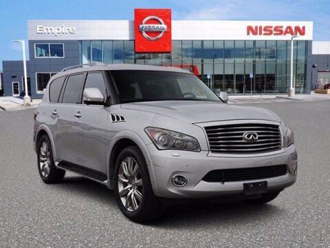 2012 Infiniti QX56 for sale at EMPIRE LAKEWOOD NISSAN in Lakewood CO