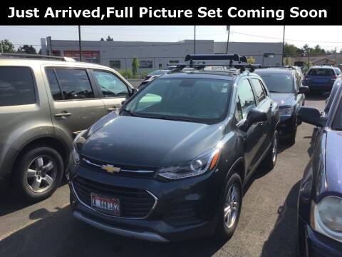 2018 Chevrolet Trax for sale at Royal Moore Custom Finance in Hillsboro OR