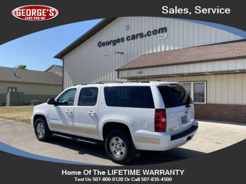 2013 Chevrolet Suburban for sale at GEORGE'S CARS.COM INC in Waseca MN
