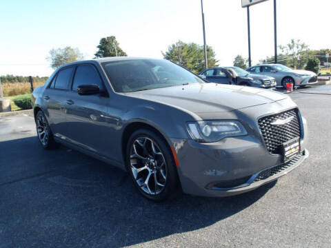 2018 Chrysler 300 for sale at TAPP MOTORS INC in Owensboro KY
