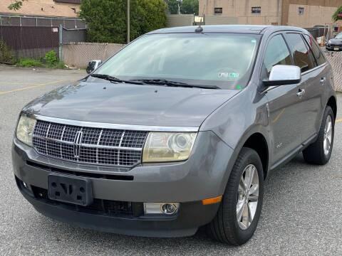 2010 Lincoln MKX for sale at MAGIC AUTO SALES - Magic Auto Prestige in South Hackensack NJ