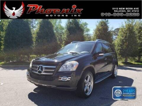 2008 Mercedes-Benz GL-Class for sale at Phoenix Motors Inc in Raleigh NC