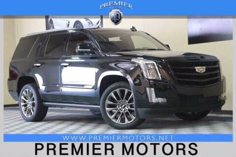 2020 Cadillac Escalade for sale at Premier Motors in Hayward CA