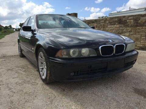 2003 BMW 5 Series for sale at Hi-Tech Automotive - Kyle in Kyle TX