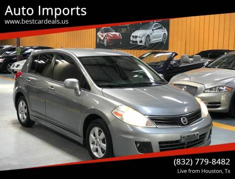 2010 Nissan Versa for sale at Auto Imports in Houston TX