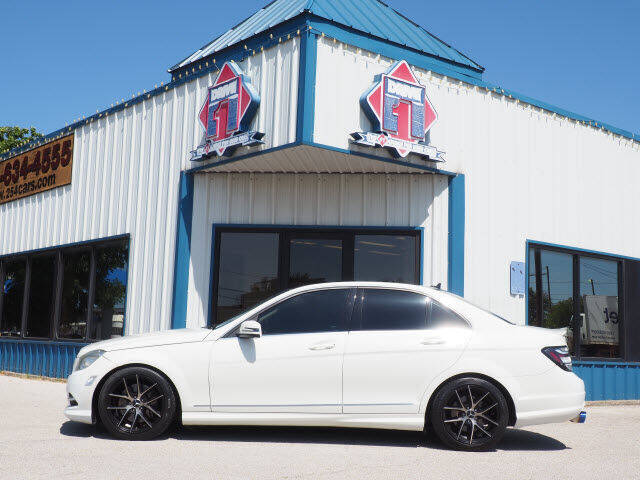 2011 Mercedes-Benz C-Class for sale at DRIVE 1 OF KILLEEN in Killeen TX