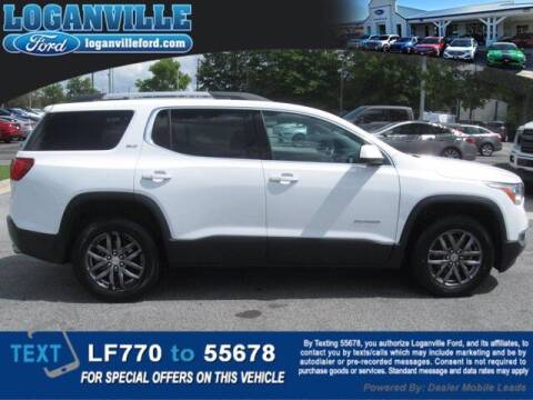 2019 GMC Acadia for sale at Loganville Ford in Loganville GA