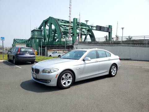 2012 BMW 5 Series for sale at Imports Auto Sales & Service in Alameda CA