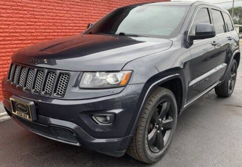 2015 Jeep Grand Cherokee for sale at Cars R Us in Indianapolis IN