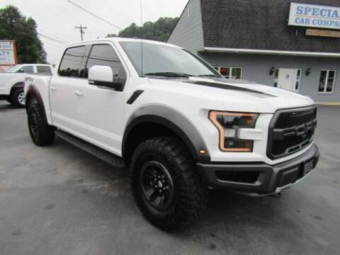 2018 Ford F-150 for sale at Specialty Car Company in North Wilkesboro NC