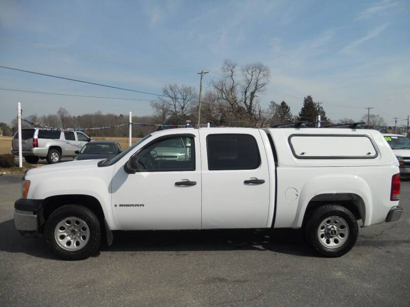 2007 GMC Sierra 1500 for sale at All Cars and Trucks in Buena NJ