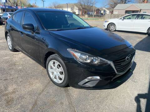 2016 Mazda MAZDA3 for sale at Unique Motors in Wichita KS