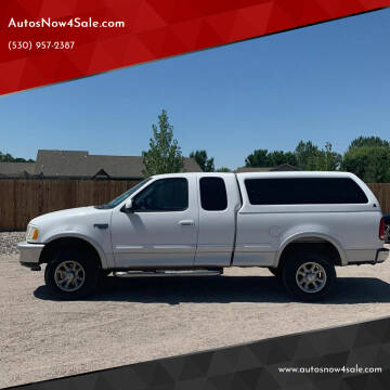 1998 Ford F-250 for sale at AUCTION SERVICES OF CALIFORNIA in El Dorado CA