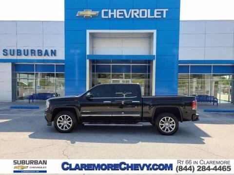 2017 GMC Sierra 1500 for sale at Suburban Chevrolet in Claremore OK