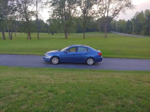 2008 Subaru Impreza for sale at U-Win Used Cars in New Oxford PA