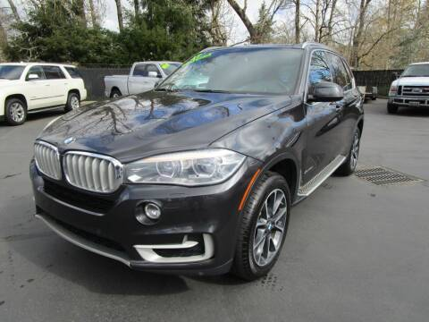 2017 BMW X5 for sale at LULAY'S CAR CONNECTION in Salem OR
