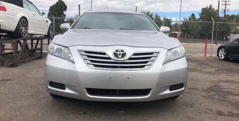 2009 Toyota Camry Hybrid for sale at GPS Motors in Denver CO